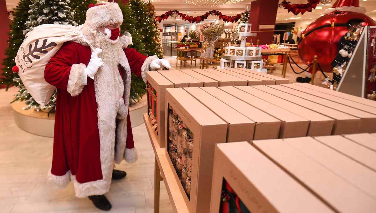 Conte Tommaso Babbo Natale