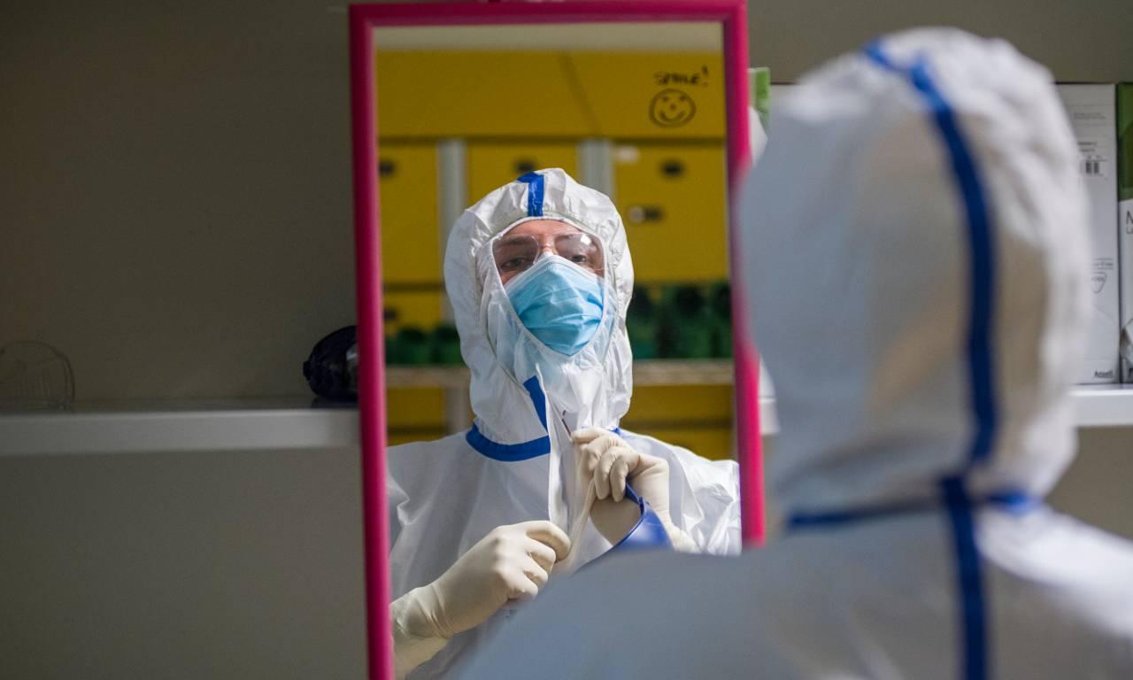Coronavirus studio Altamedica contagi