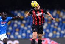Napoli Milan Tabellino Highlights