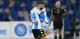 Napoli Roma Tabellino Highlights