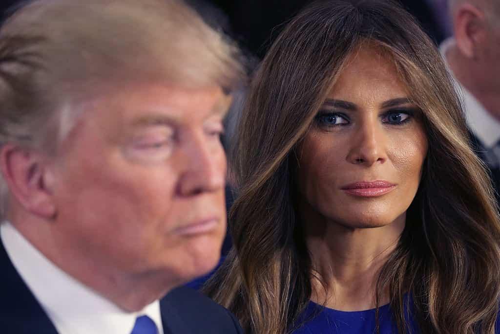 Melania Trump, divorzio in vista: in ballo cifre astronomiche
