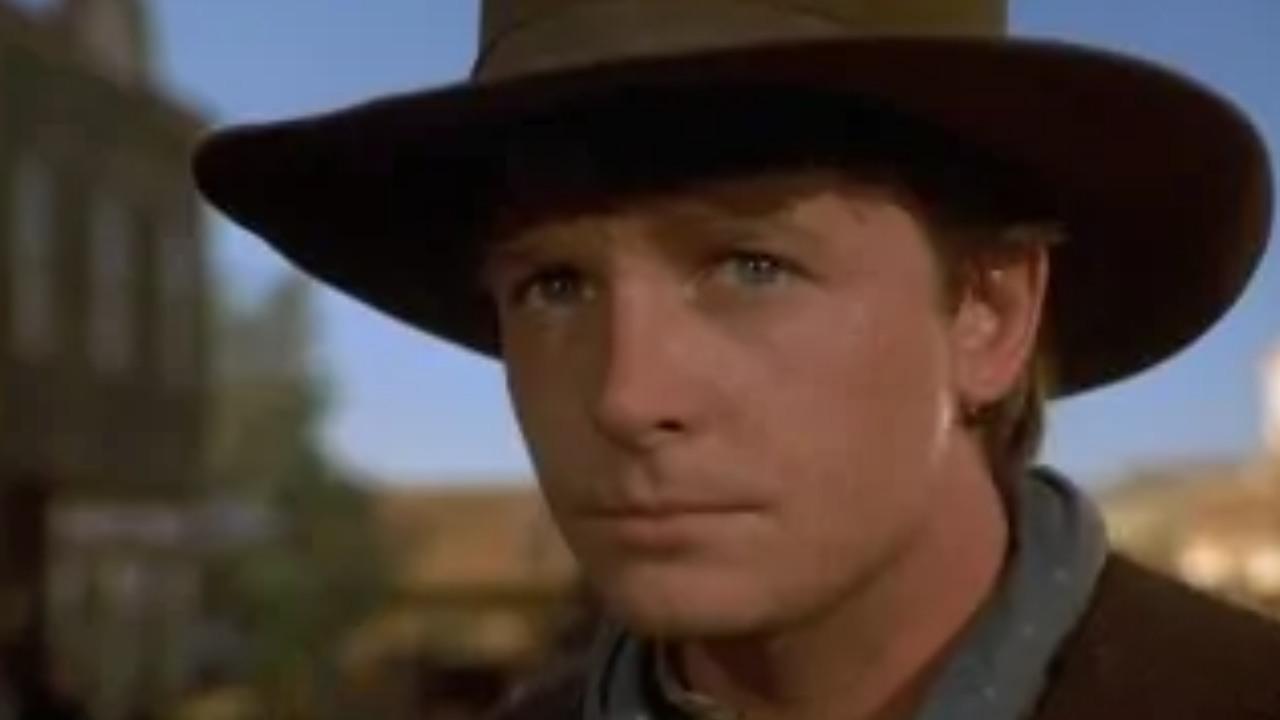 Michael J. Fox cowboy