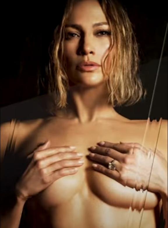Jennifer Lopez nuda Instagram