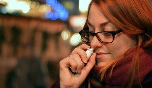 spray nasale furetti
