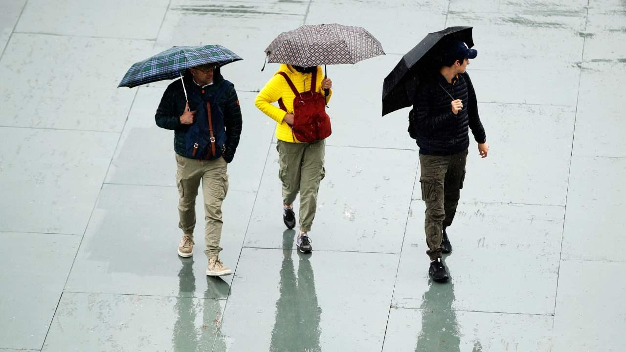 Le previsioni meteo per l'Italia del 28 gennaio: tornano pioggia e neve