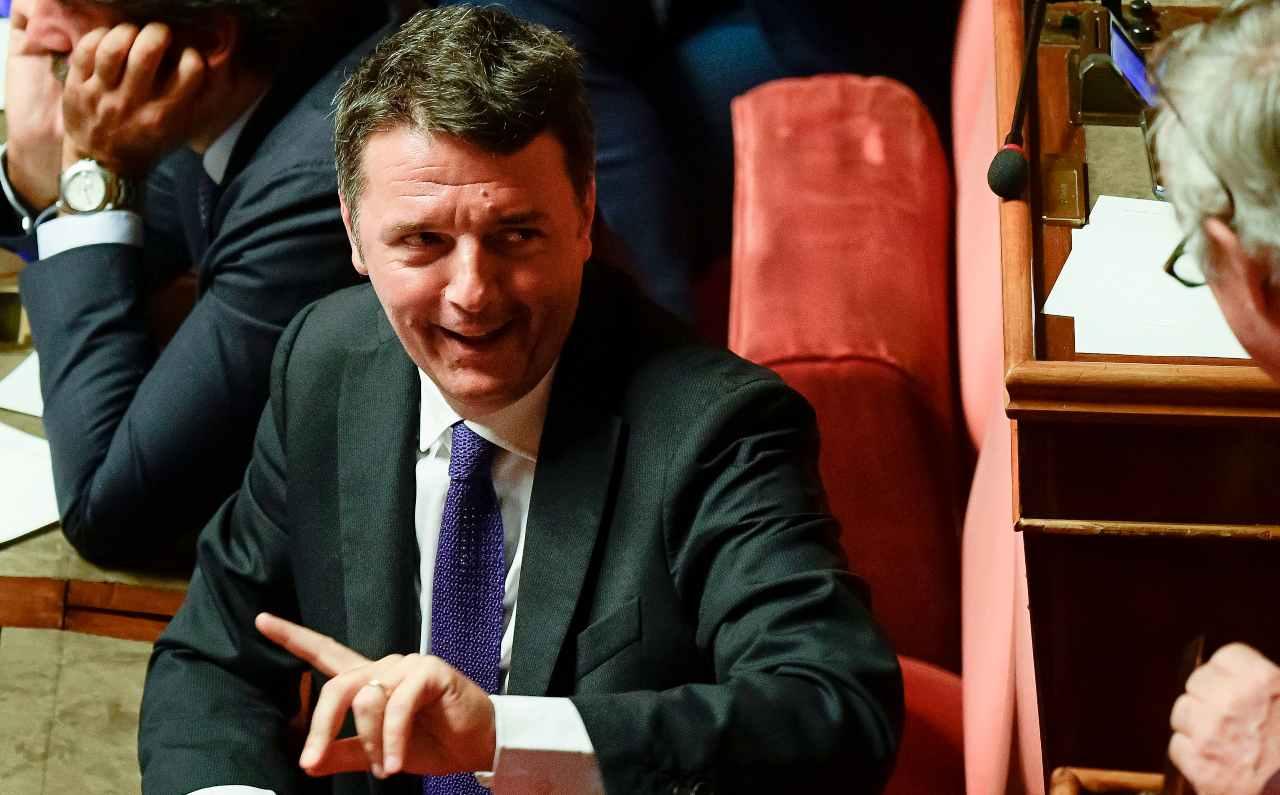 Rimpasto Conte Renzi Ministro