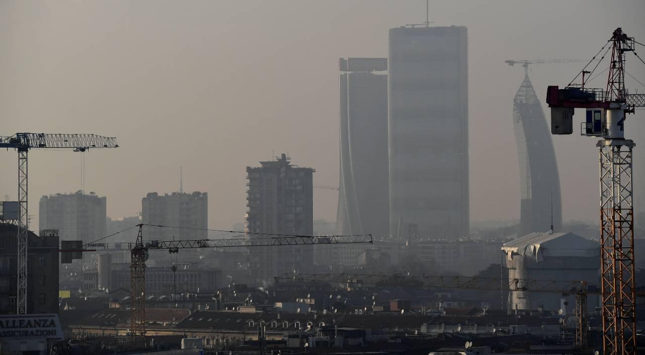Ambiente inquinamento aria Italia