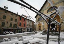 Meteo Italia 24 gennaio