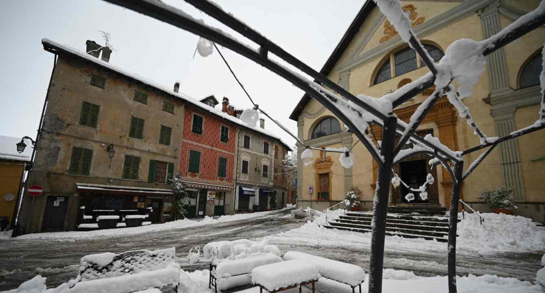 Meteo Italia Natale