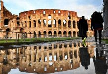 Meteo Italia 21 gennaio