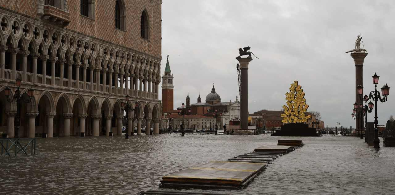 Meteo Italia 9 dicembre