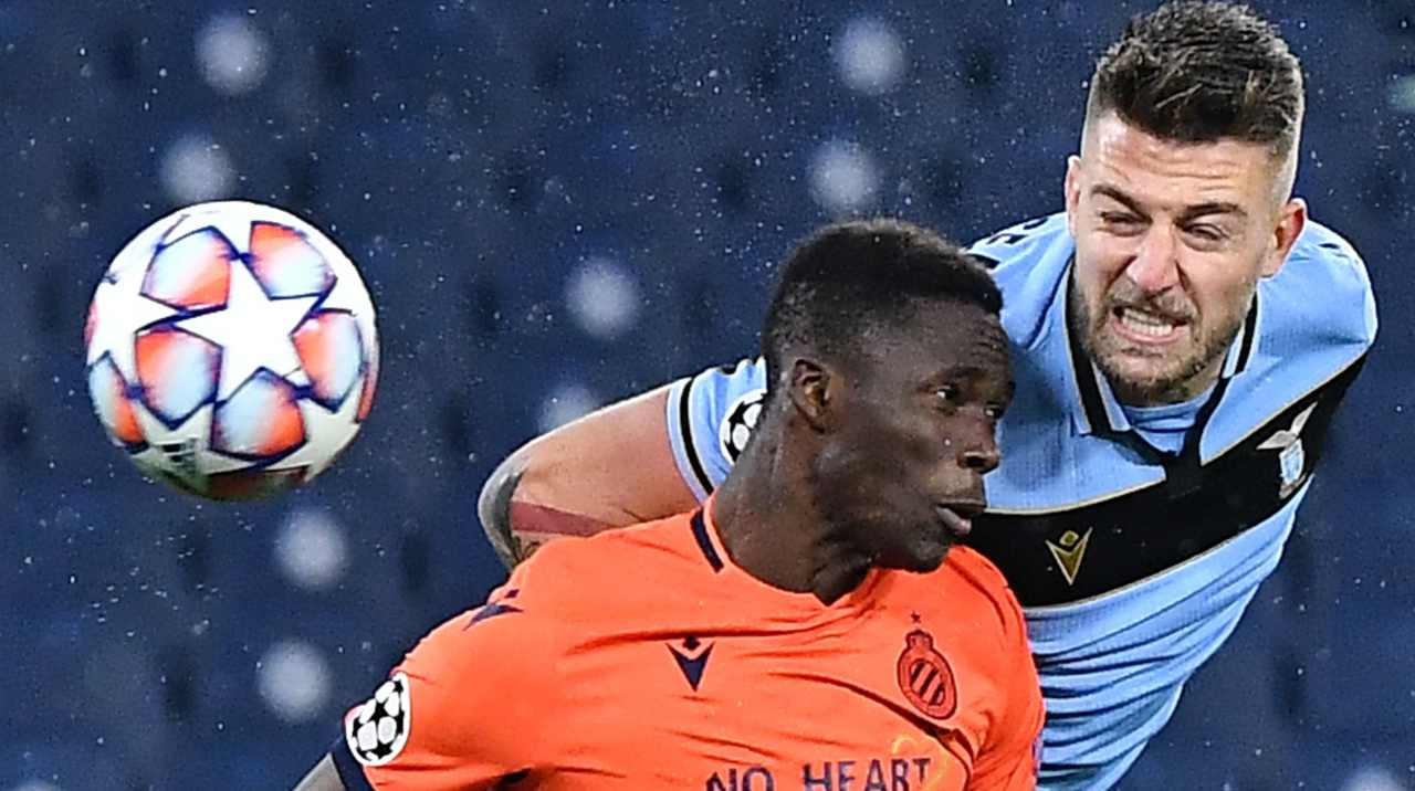 Lazio Brugge Tabellino Highlights