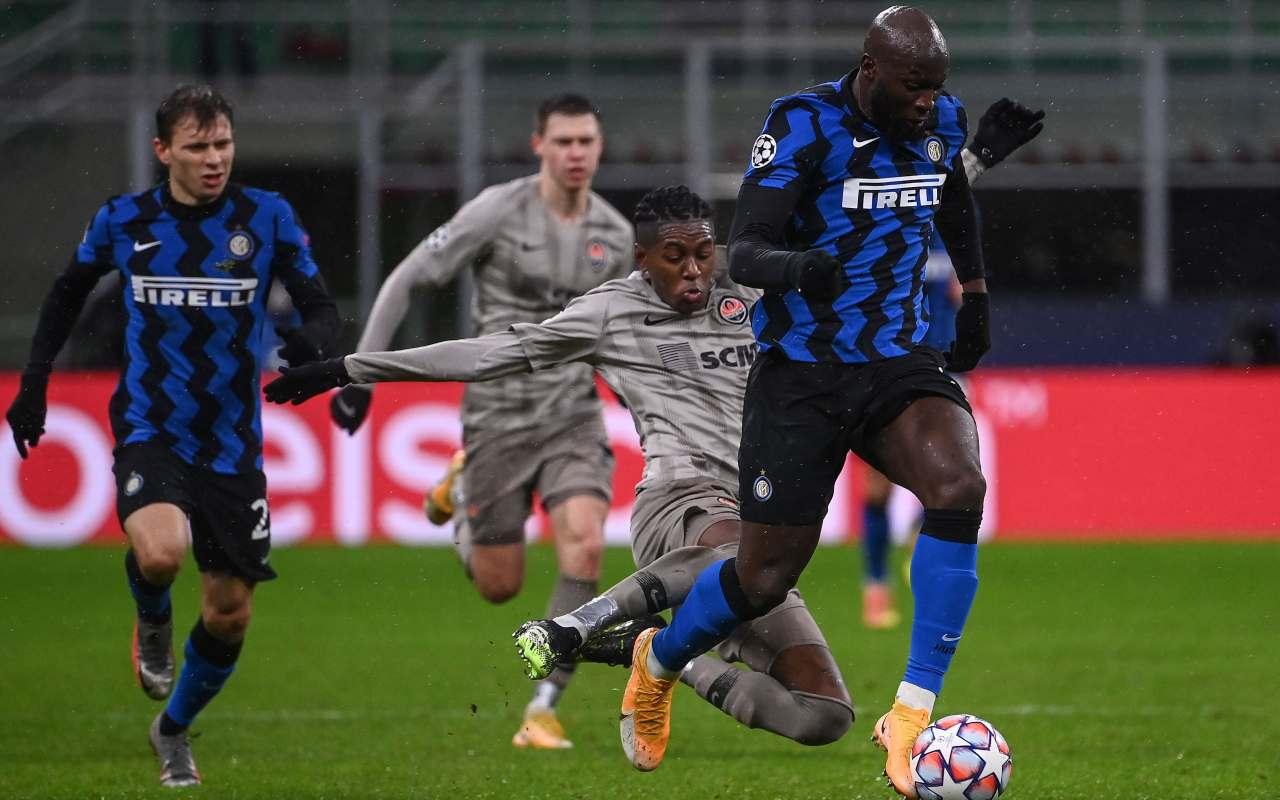 Inter Shakhtar Tabellino Highlights