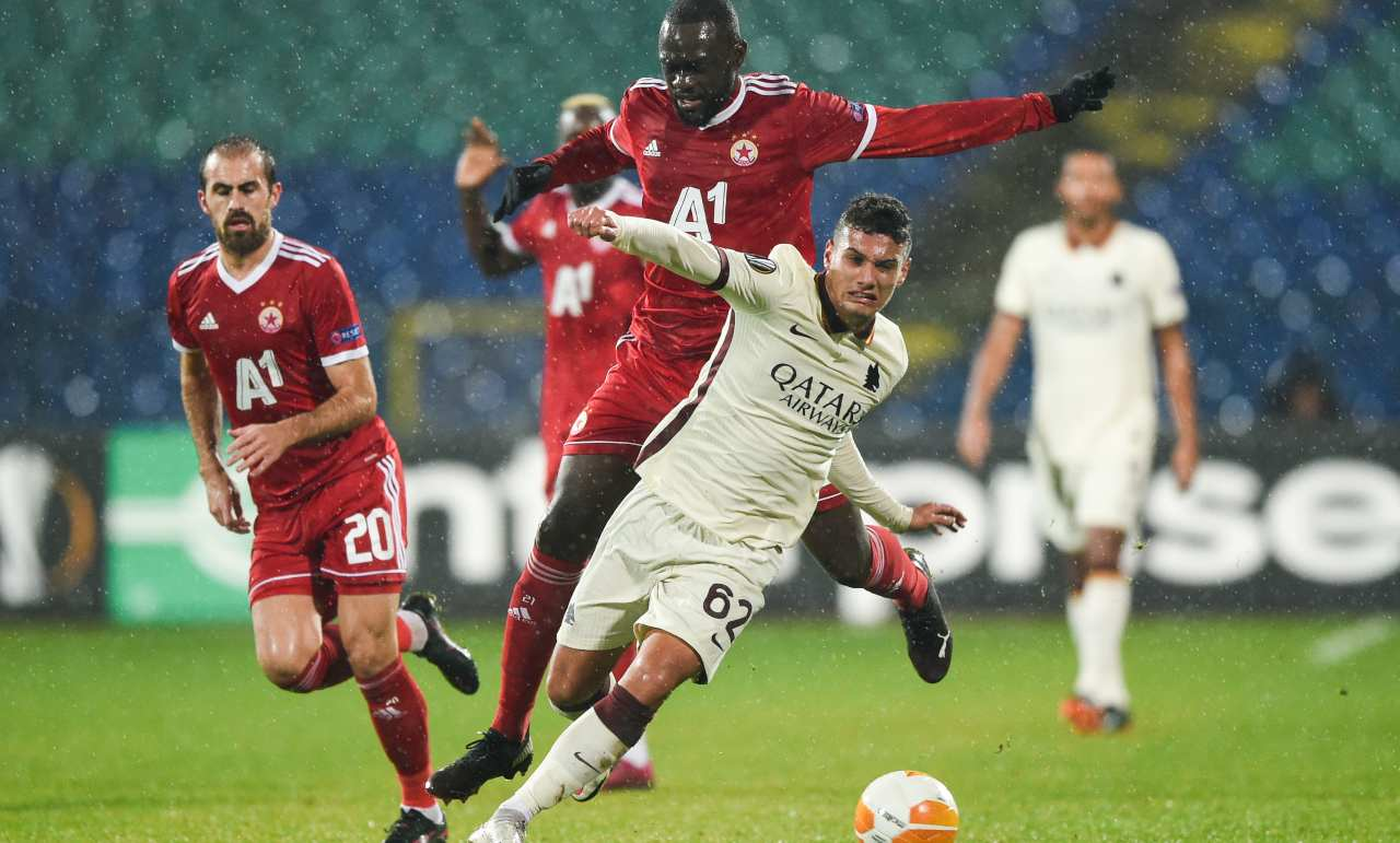Cska Roma Tabellino Highlights