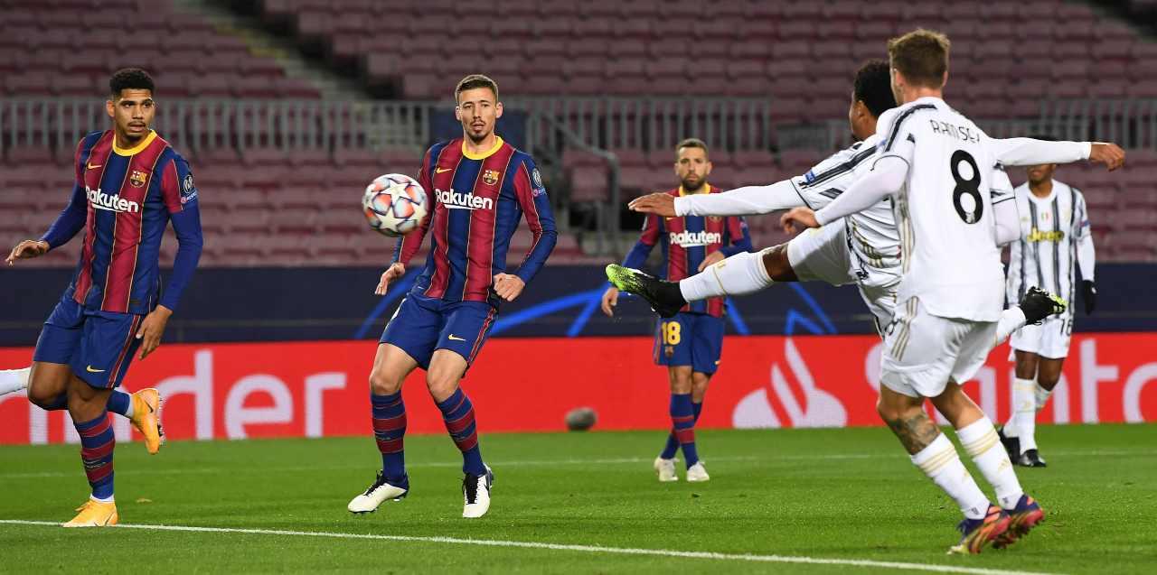 Barcellona Juventus Tabellino Highlights
