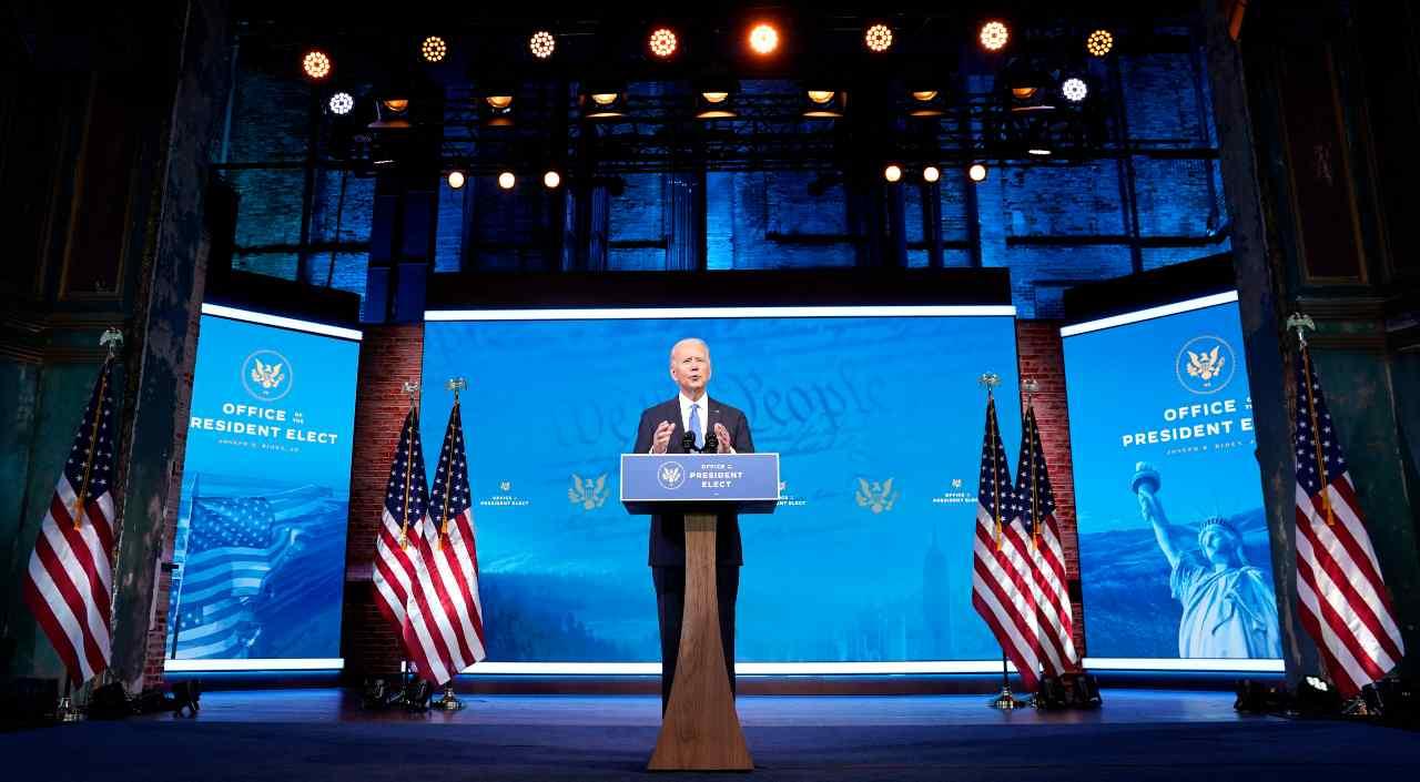 Nomina Biden