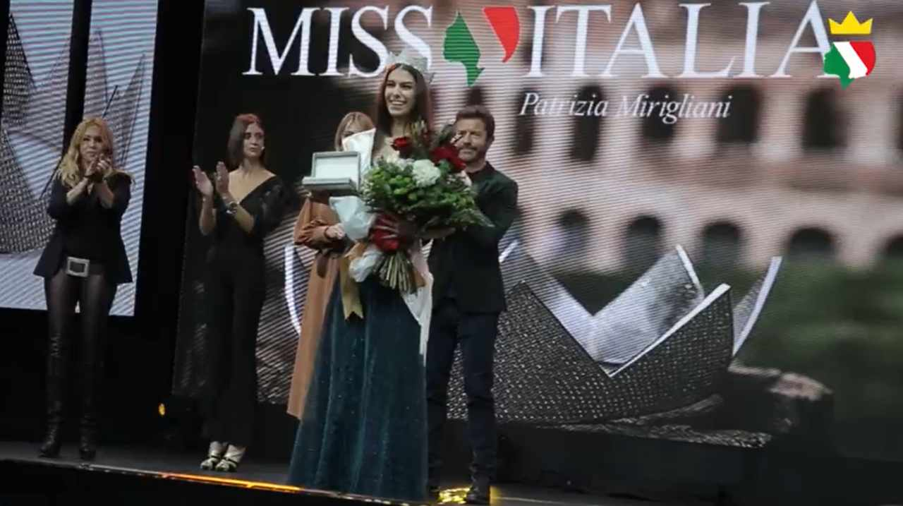 Martina Sambucini Miss Italia