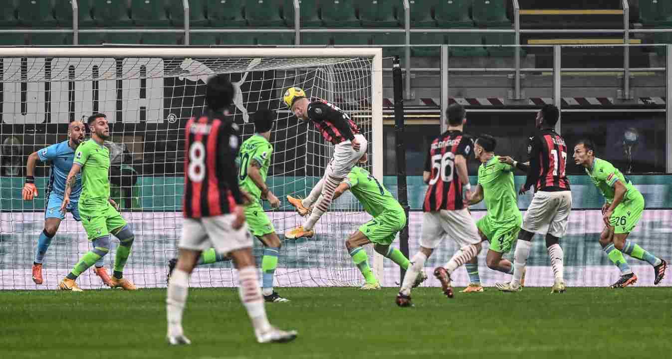 Milan-Lazio 3-2, Hernandez nel finale: Tabellino e Highlights -