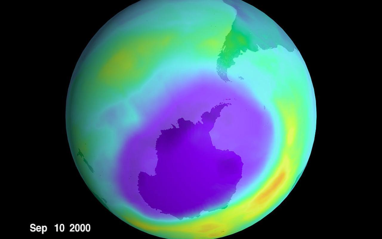 Il buco dell'ozono sull'Antartide si è chiuso: ecco come ha fatto