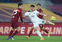 Roma Spezia Tabellino Highlights