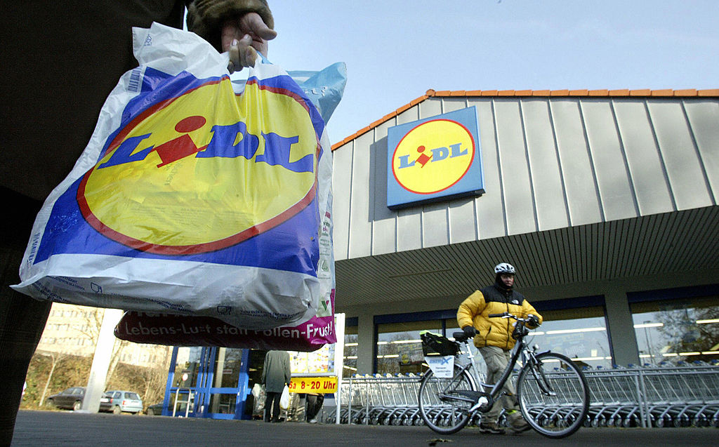 Scarpe Lidl (Getty Images)