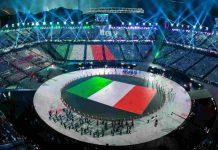 Olimpiadi, Italia senza inno e bandiera