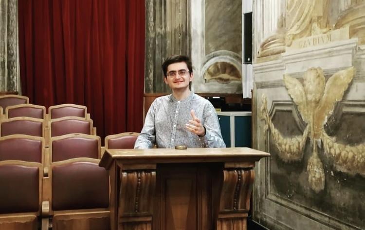 La Pupa e il Secchione: Matteo Pisano