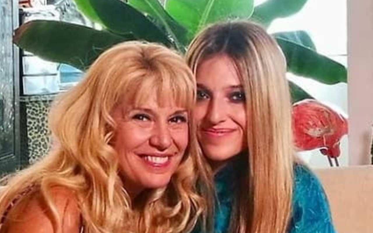 Maria Teres Ruta e la figlia Guenda