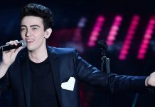Michele Bravi in concerto dopo l'incidente