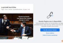 Facebook oscura Osho Palmaroli