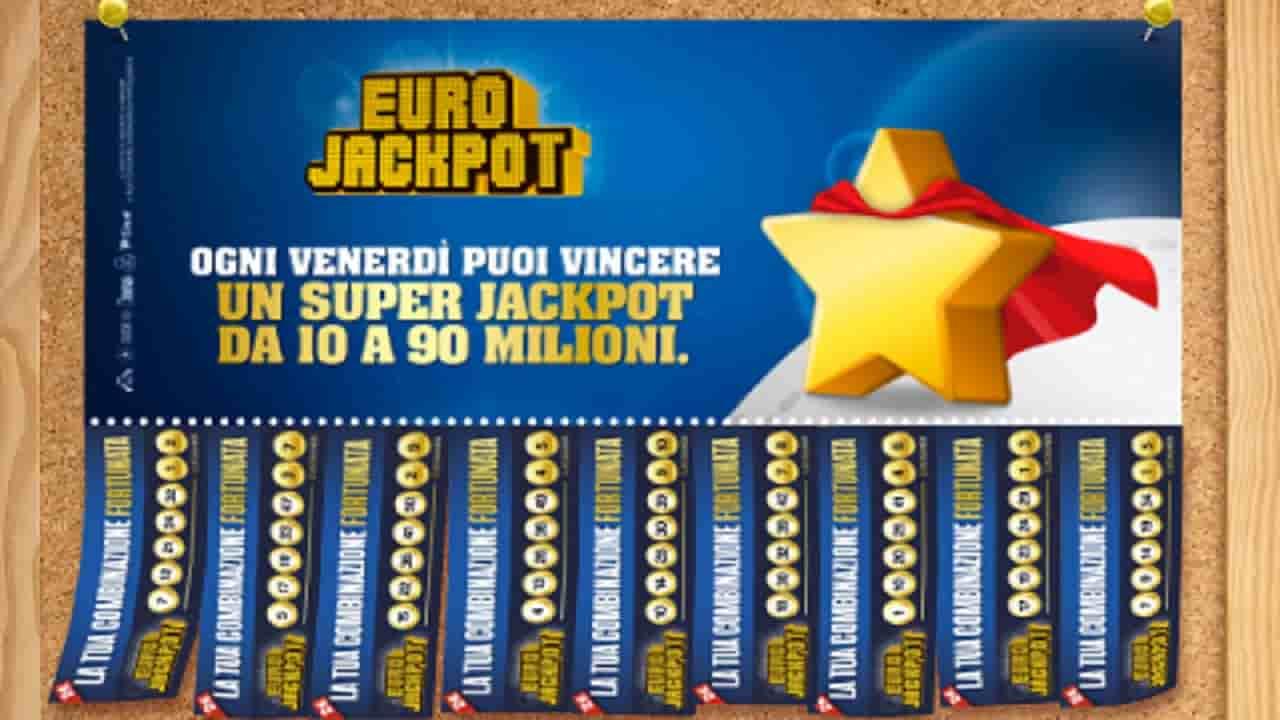 EuroJackpot estrazione 23 aprile 2021: combinazione e Jackpot