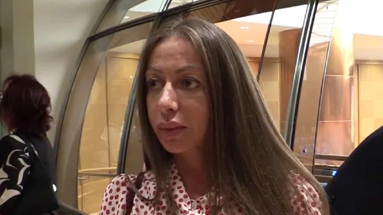 Mariarosaria Rossi, la senatrice berlusconiana, vota la fiducia a Conte