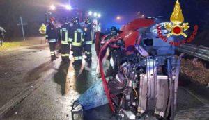 Zibido San Giacomo, tragico incidente stradale: un morto e due feriti