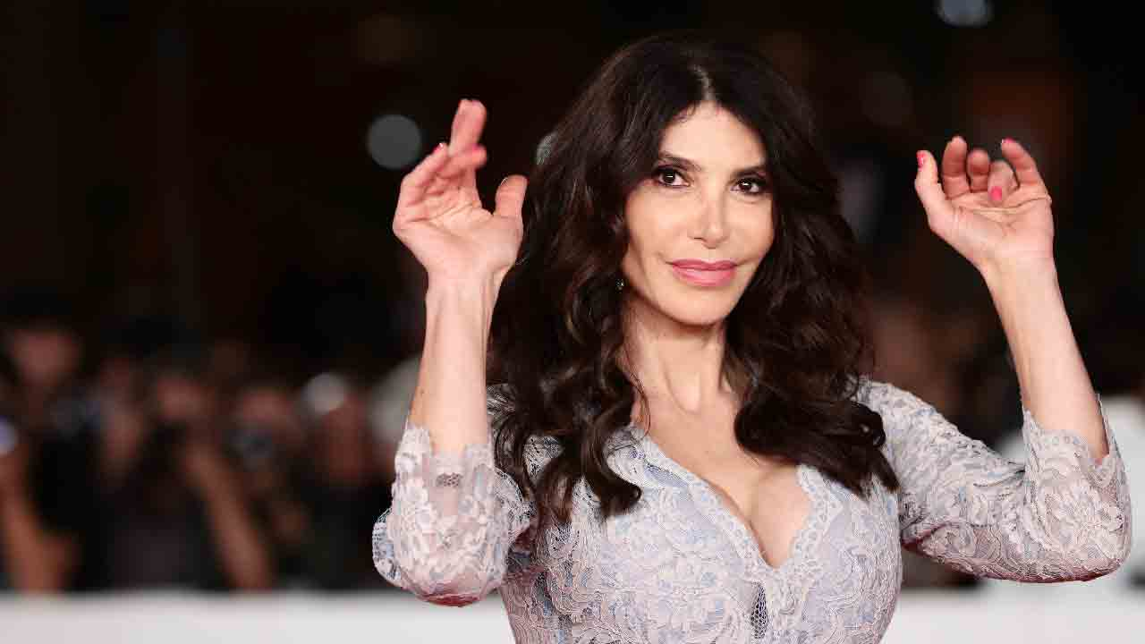 Carmen Di Pietro, ospite a La Pupa e il Secchione (Getty Images)