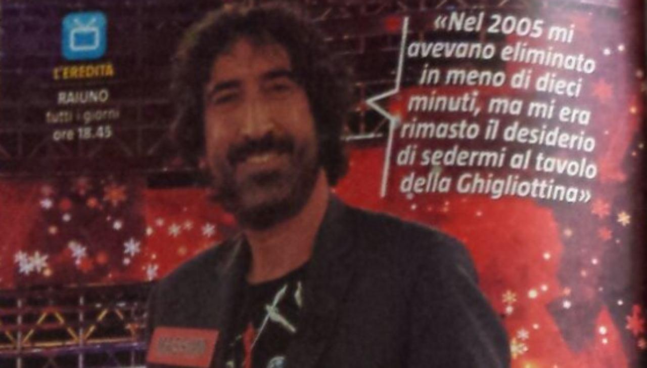 Massimo Cannoletta Oggi è un altro giorno