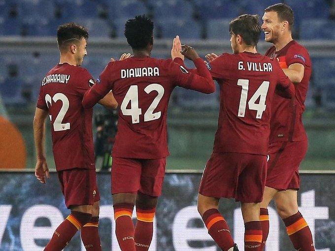Roma Braga 3 1, giallorossi agli ottavi: Tabellino e Highlights