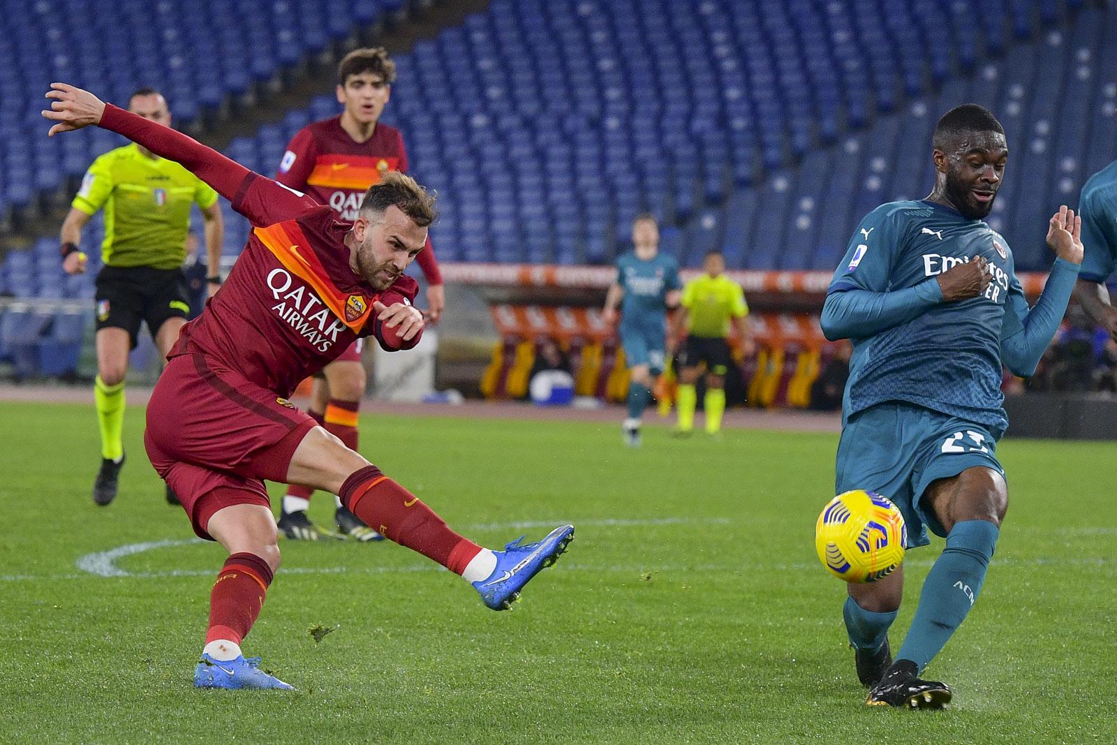 Roma Milan 1 2, rossoneri di misura: Tabellino e Highlights