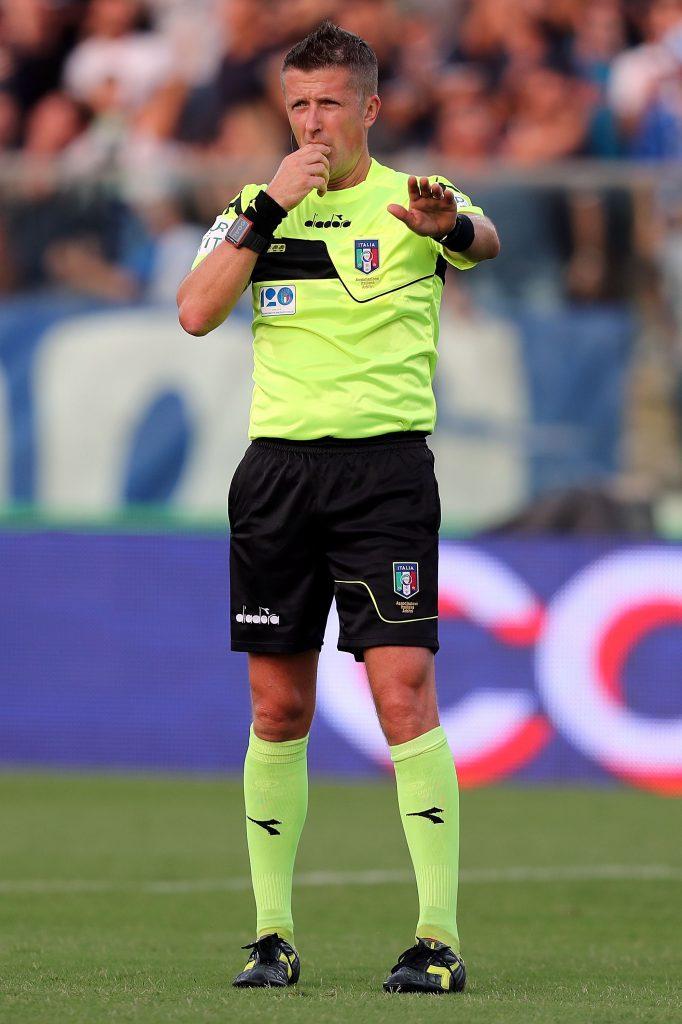 "Orsato: ""Sbagliai a non espellere Pjanic in Inter Juventus"""