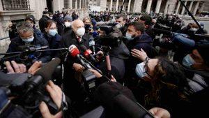 Giudice del caso Salvini-Gregoretti beccato in ristorante in zona arancione