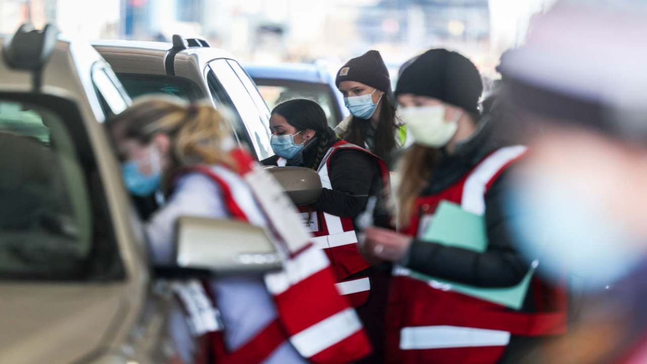 Usa |  quasi mezzo milione di morti a causa del Covid