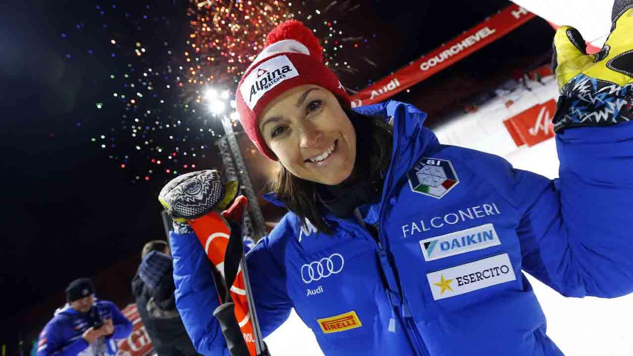 Irene Curtoni, ai Mondiali Cortina, carriera e successi
