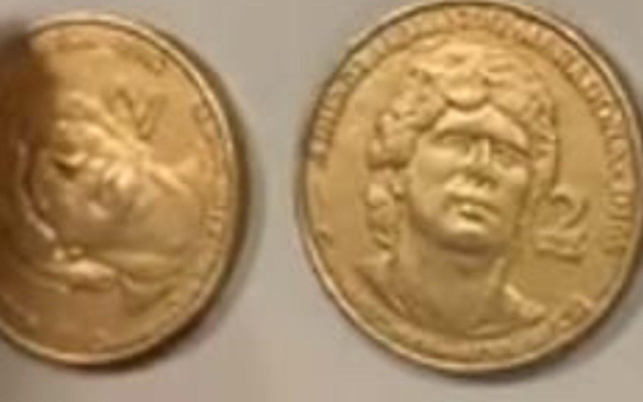 Moneta Maradona