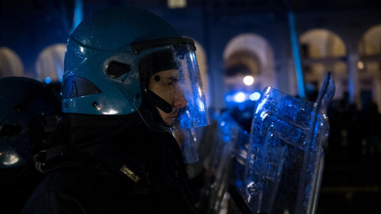 Polizia genova