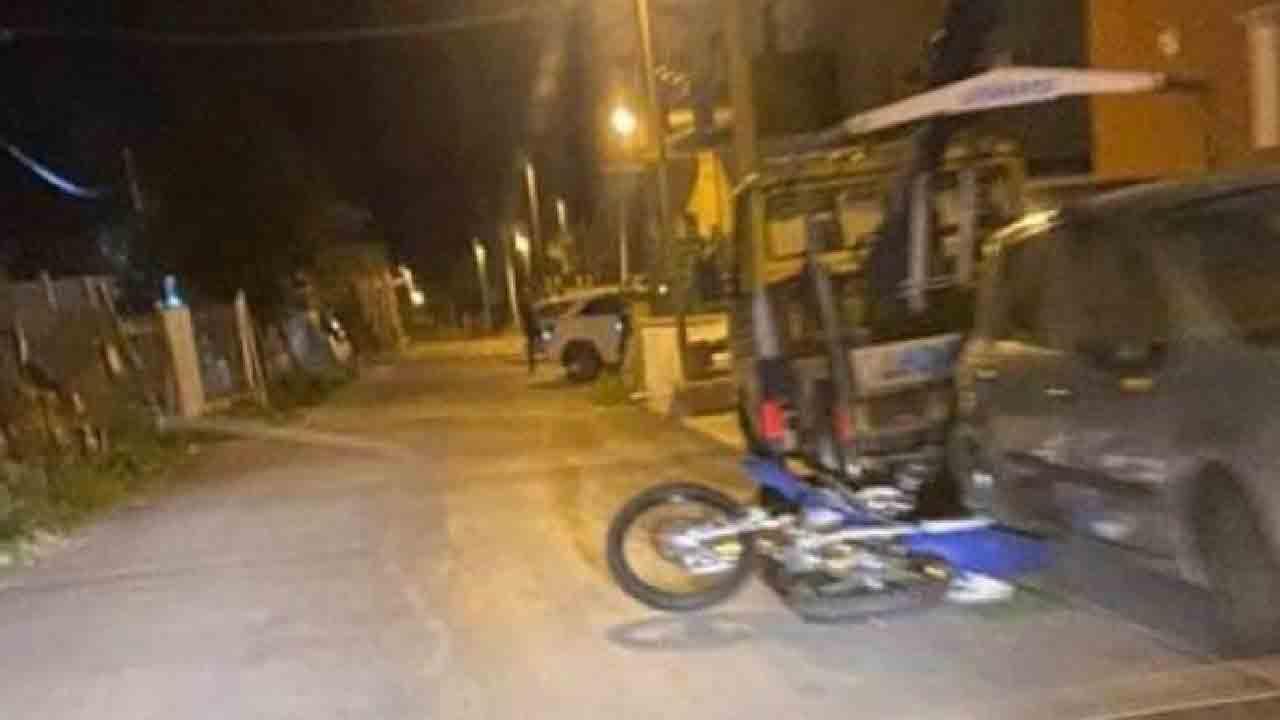 San Cataldo, un 16enne perde la vita per un incidente in moto (foto ilfattonisseno.it)