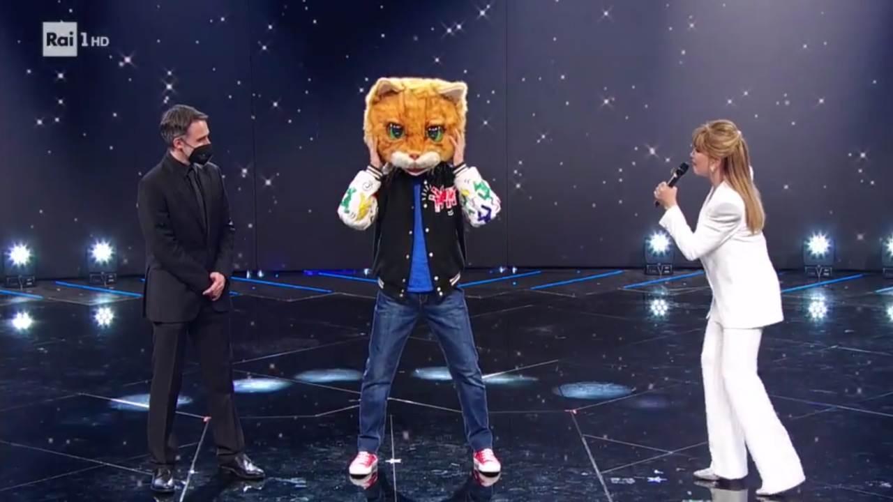 Il Cantante Mascherato Gatto