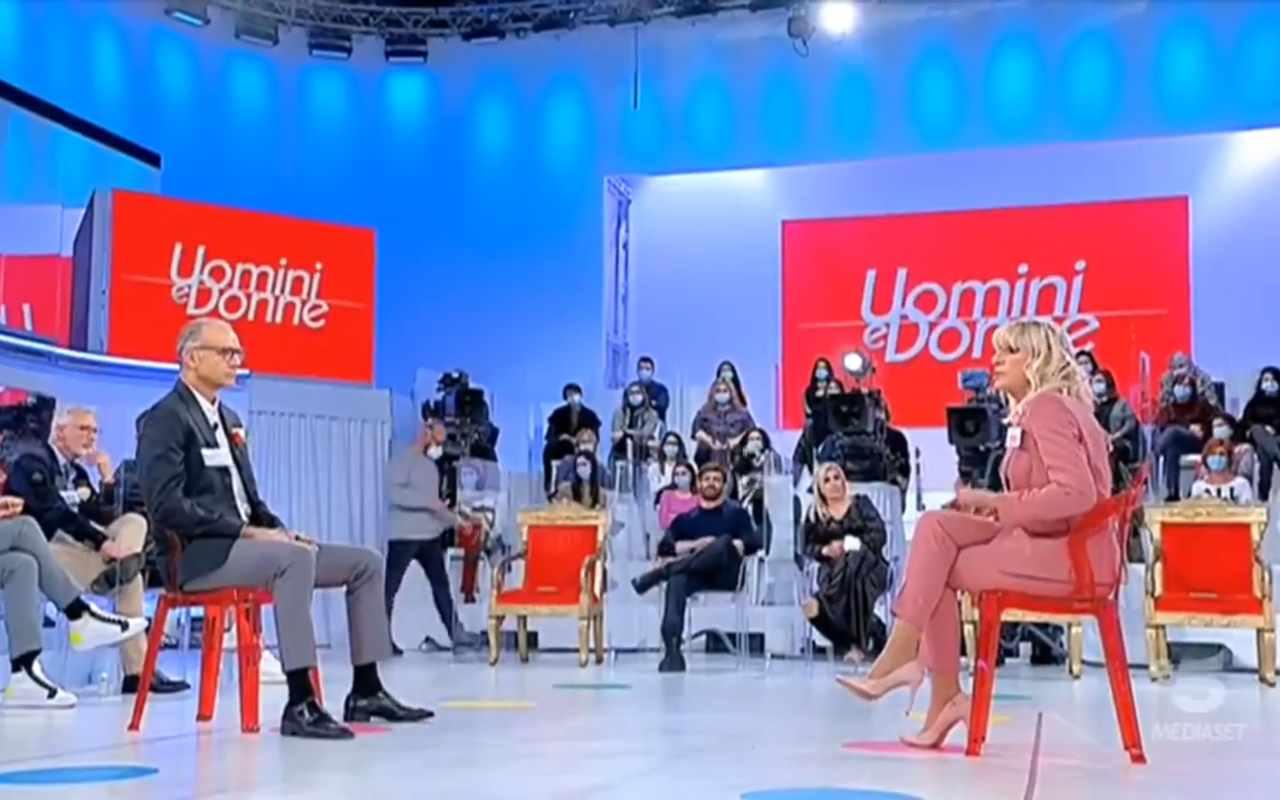 Uomini e Donne Gemma Galgani Maurizio P.