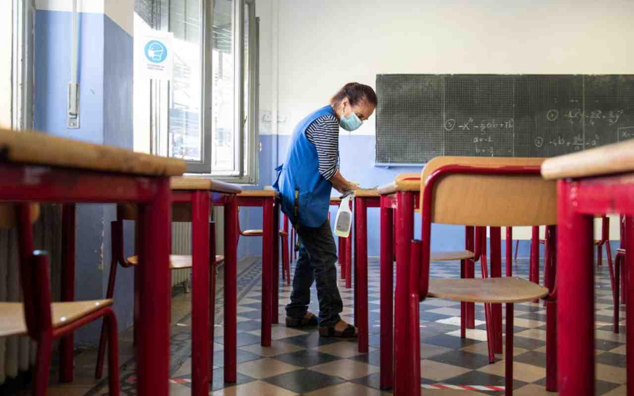 Covid scuola