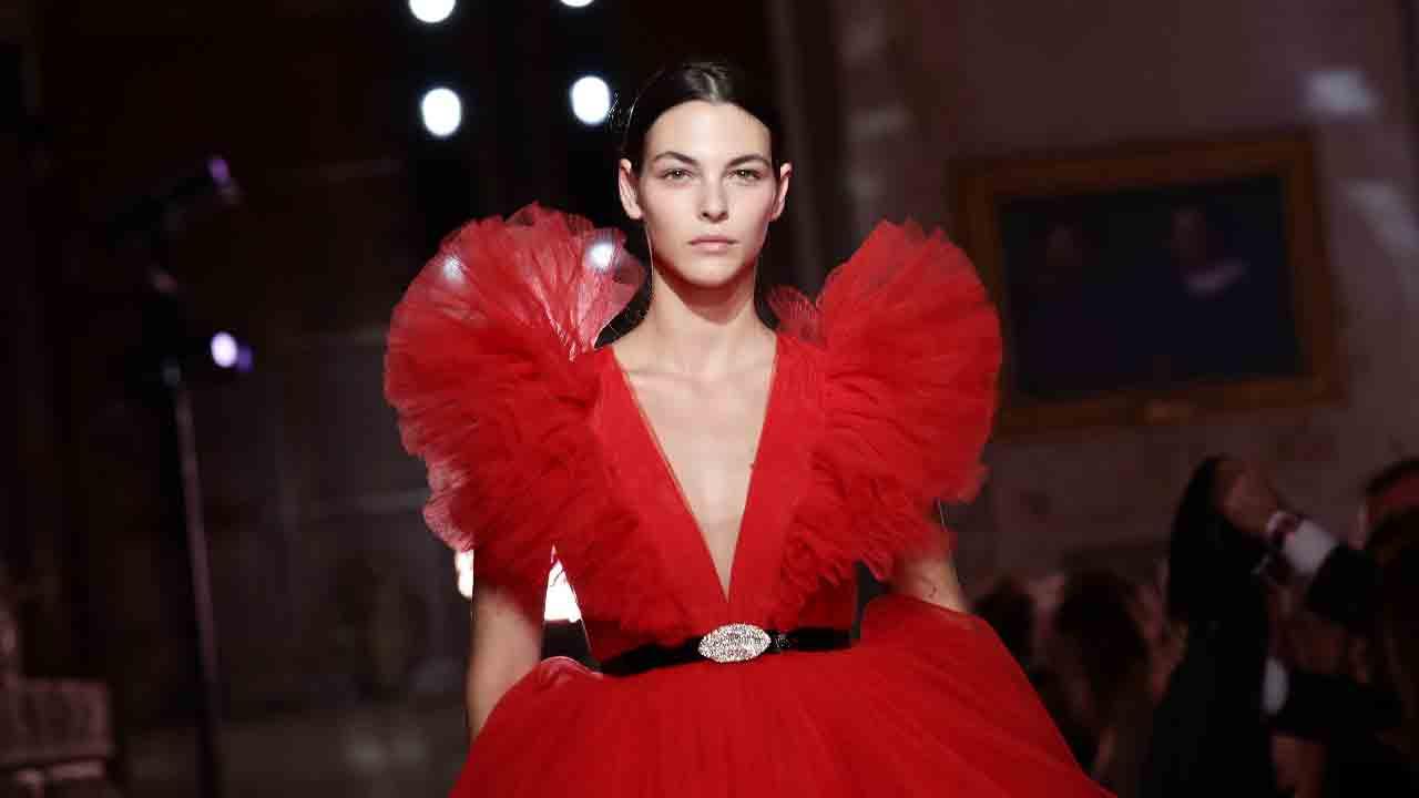 Vittoria Ceretti, chi è la top model internazionale super ospite al Festival di Sanremo (Getty Images)