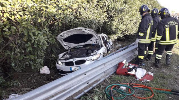 Gravissimo incidente stradale a Gambolò: 7 feriti, 3 gravi.
