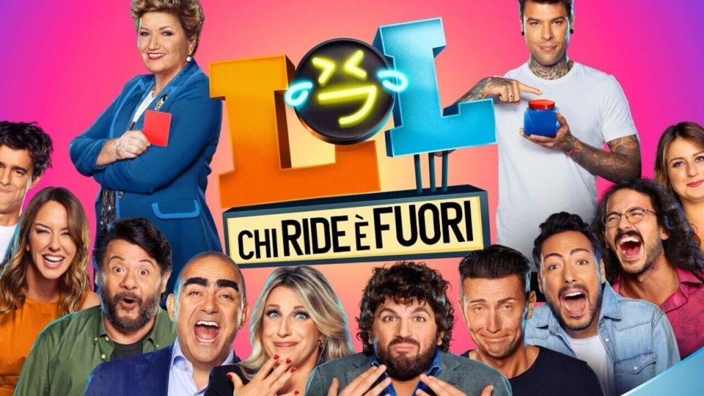 """LOL: Chi ride è fuori"""": il nuovo game show di Amazon Prime - Ck12 Giornale"""